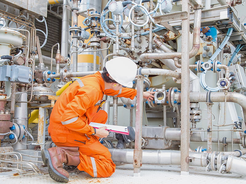 mantenimiento industrial
