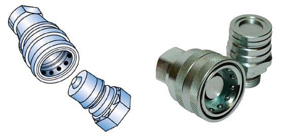 Enchufes rápidos neumáticos: Tipos y usos