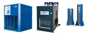 secador de aire para compresor