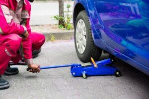 funcionamiento gato hidraulico