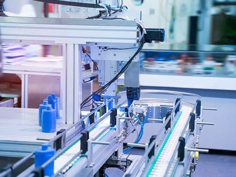 Imagen de un bastidor de maquinaria de HNTools