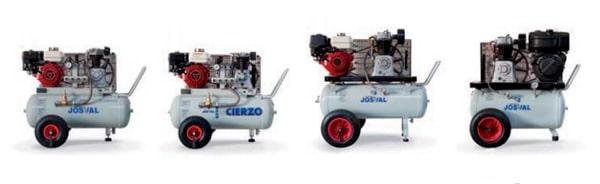 ¿Cómo funciona un compresor de aire?