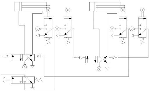 circuito neumático