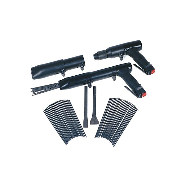 Escaladores de aguja con empunadura de pistola serie 180
