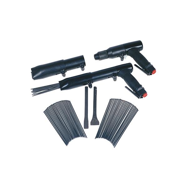 Escaladores de aguja con empunadura de pistola de la serie 170
