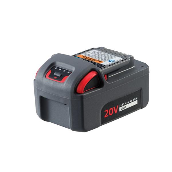Bateria de iones de litio de alta capacidad de 20 V