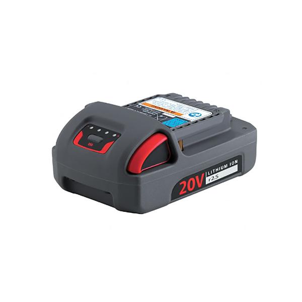 Bateria de iones de litio de 20V 2.5Ah