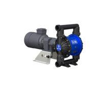 Husky 2150e: bomba electrica de doble diafragmaæ
