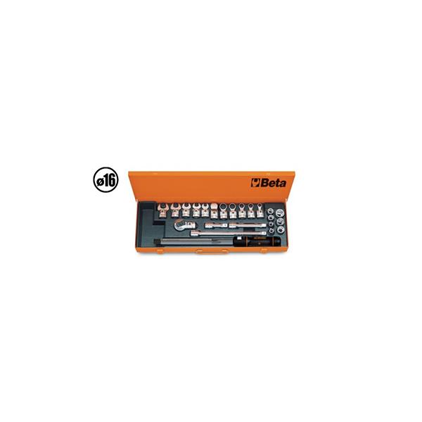 Barra dinamometrica 668N/20 y accesorios