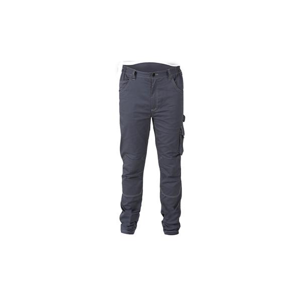 Pantalon de trabajo elastizado Slim Fit