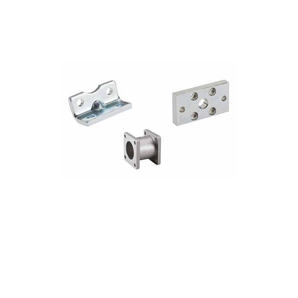 Componentes de Fijación para Cilindros ISO 6431 / ISO 15552 / ISO 21287 Completos de Tornillos