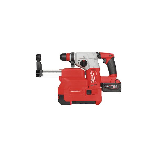 Martillo SDS-plus con estractor de polvo integrado M18 FUELª