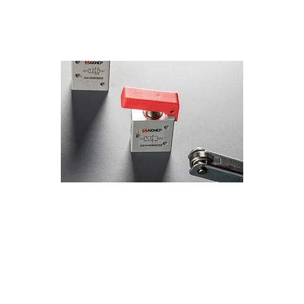 Válvulas 16 mm de Accionamiento Mecánico y Manual