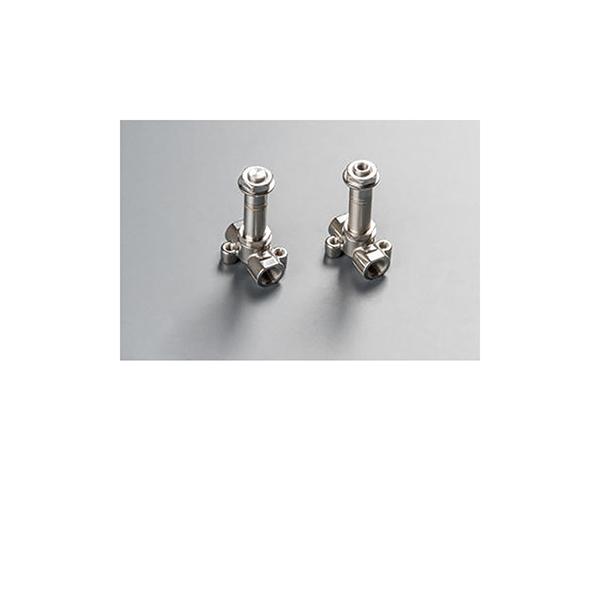 Electroválvulas de Accionamiento Directo en Acero Inox AISI 316L - Operador 10 mm