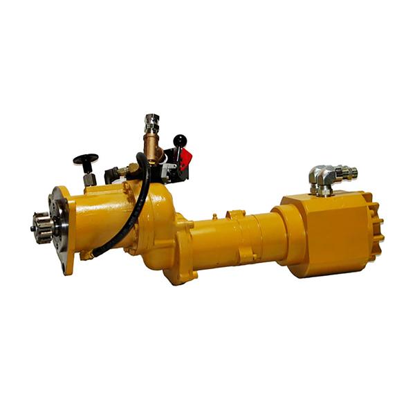 Motor de barrido neumatico T480
